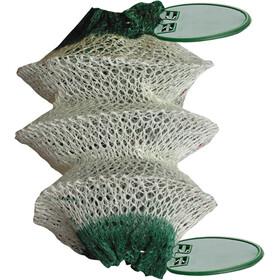 Coleman Insta-Clip Calze A Incandescenza Powerhouse pacco da 3, bianco/verde